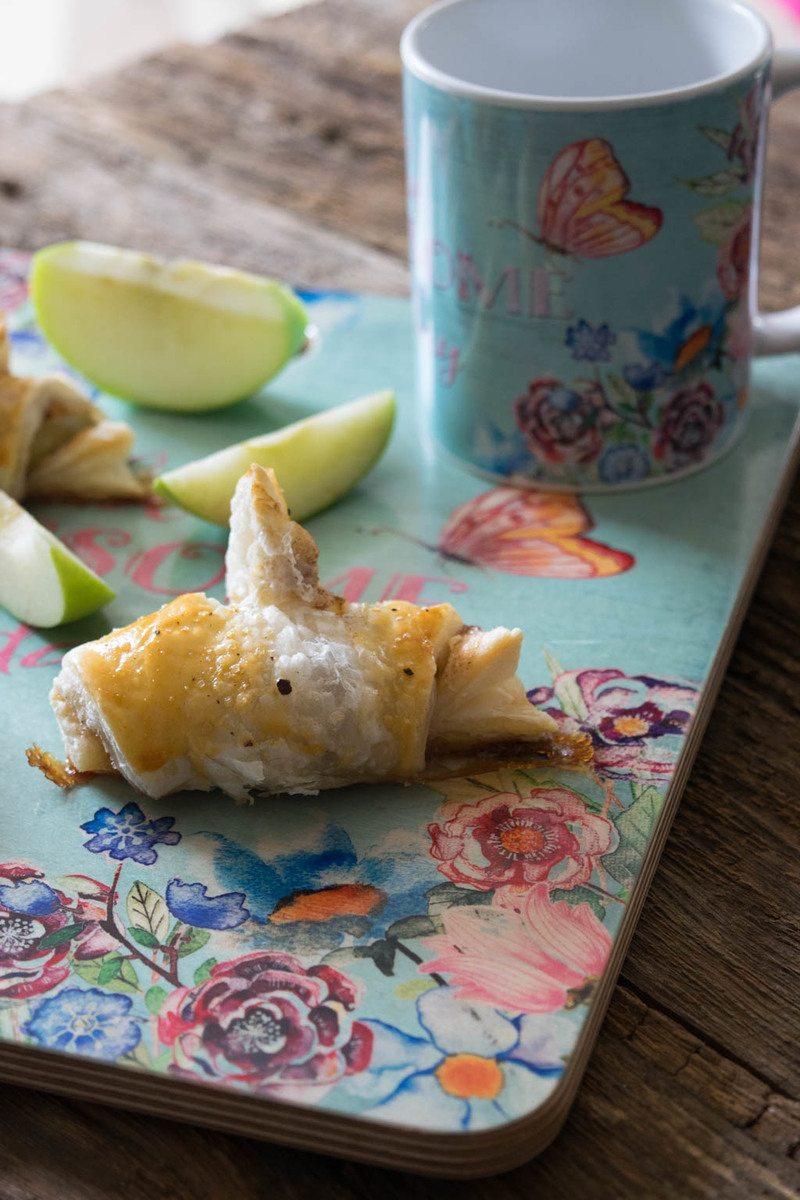 Rezept Apfel-Zimt-Hörnchen