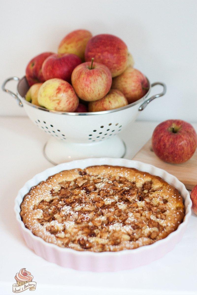 Rezept Apfel-Zimt-Kuchen