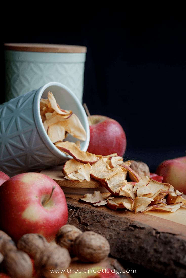 Rezept Apfelchips – gesunder Snack