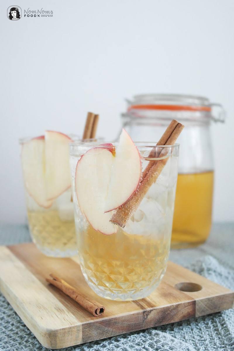 Rezept Apfelkuchen Vodka Spritz