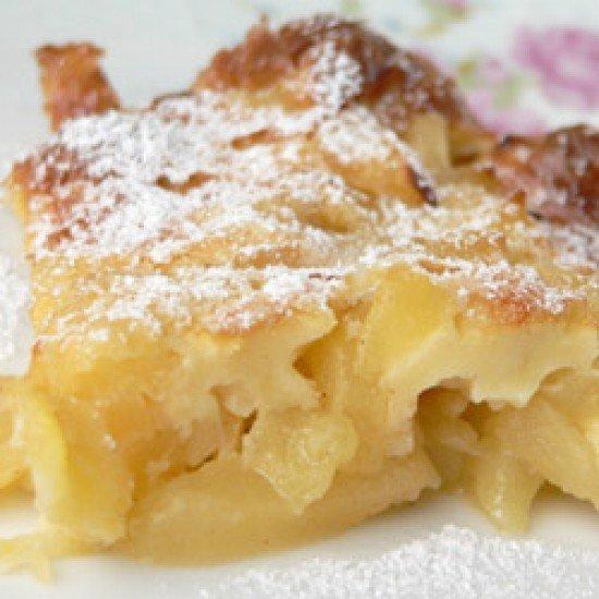 Rezept Apfelpfannkuchen