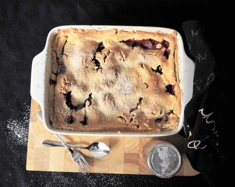 Rezept Apple and Blackberry Pie
