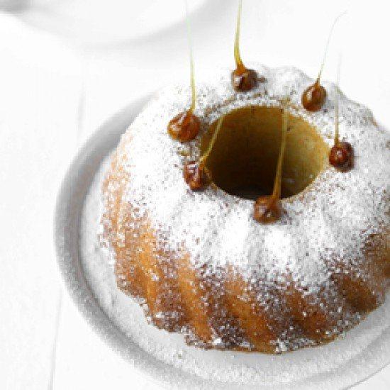 Rezept apple butternut cake