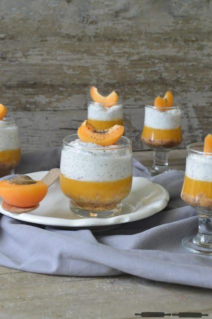 Rezept Aprikosen Joghurt Dessert
