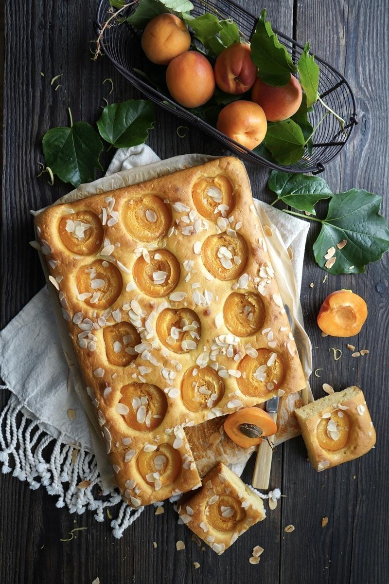 Rezept Aprikosen-Joghurtkuchen saftig & lecker
