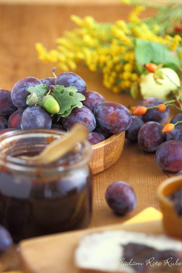 Rezept Aromatische Latwerge - das Gewürz-Zwetschgenmus aus der Pfalz