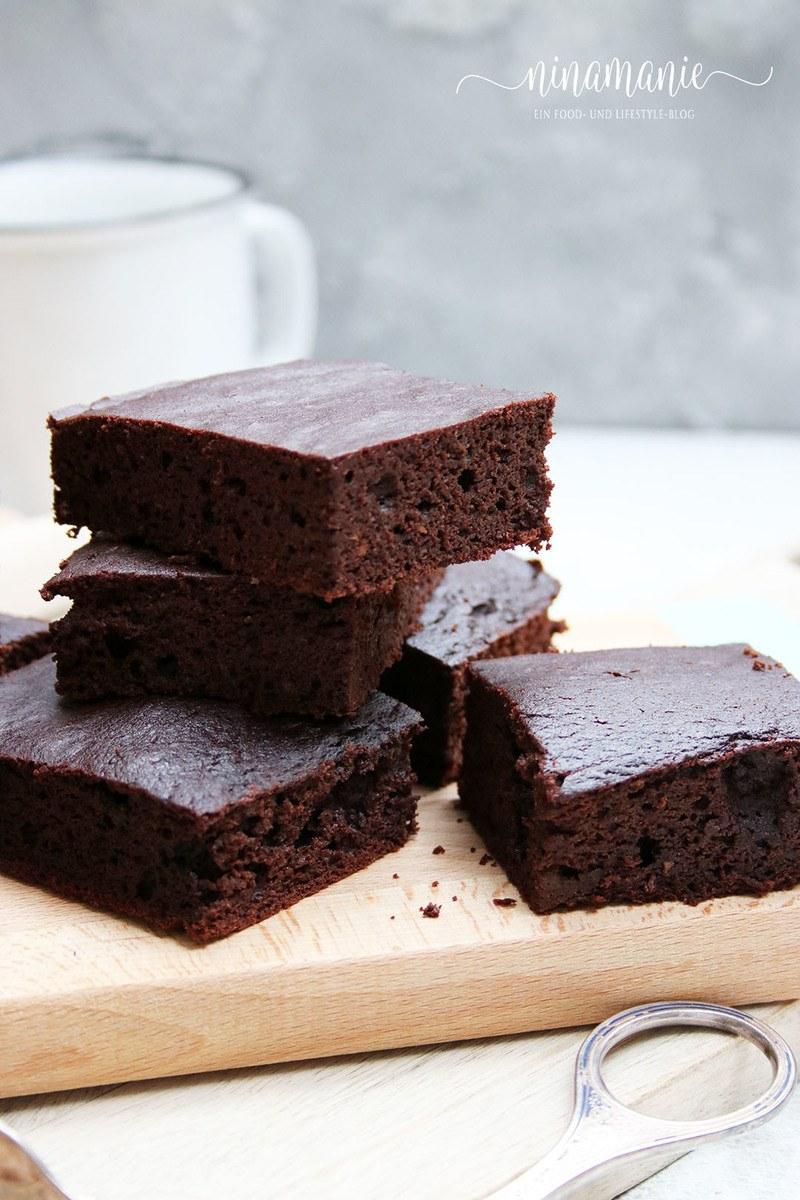 Rezept Auberginen-Brownies