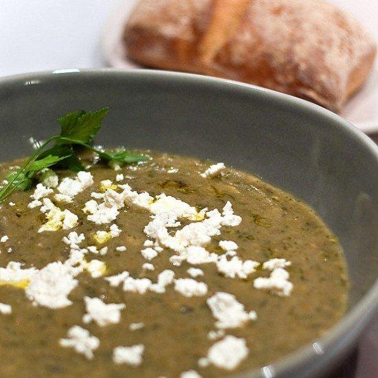 Rezept Auberginen Suppe