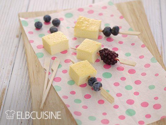 Rezept Auf in die Picknick-Saison mit leckerem Kuchensnack!