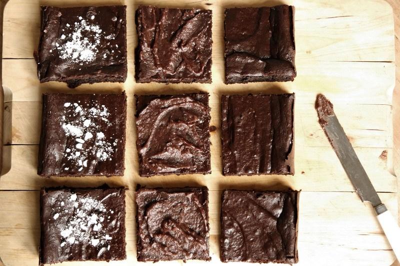 Rezept Avocado Brownies (vegan)