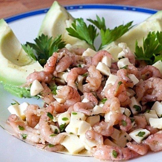 Rezept Avocado-Mozzarella-Krabben