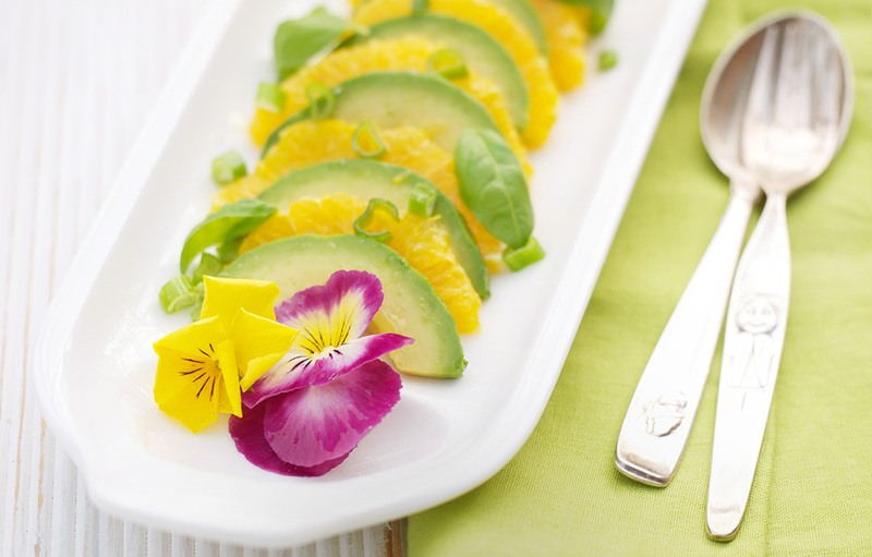 Rezept Avocado-Orangen-Caprese