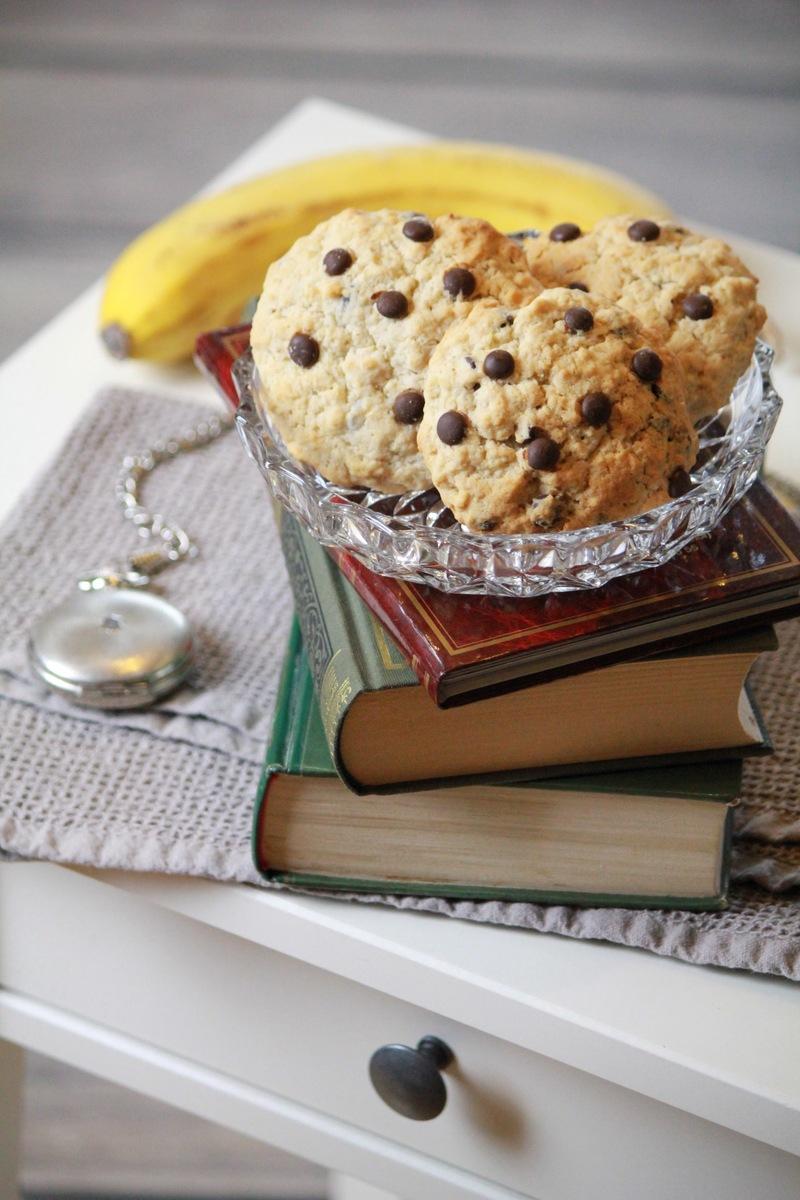 Rezept Bananen-Haferflocken-Cookies