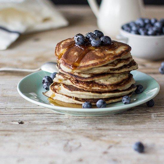 Rezept Bananen-Pancakes