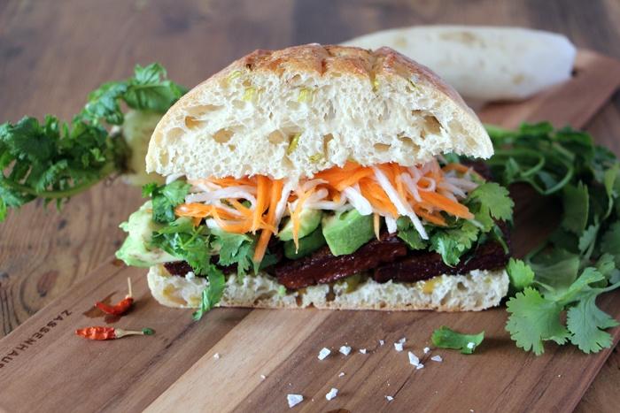 Rezept Banh Mi - vietnamesisches Sandwich