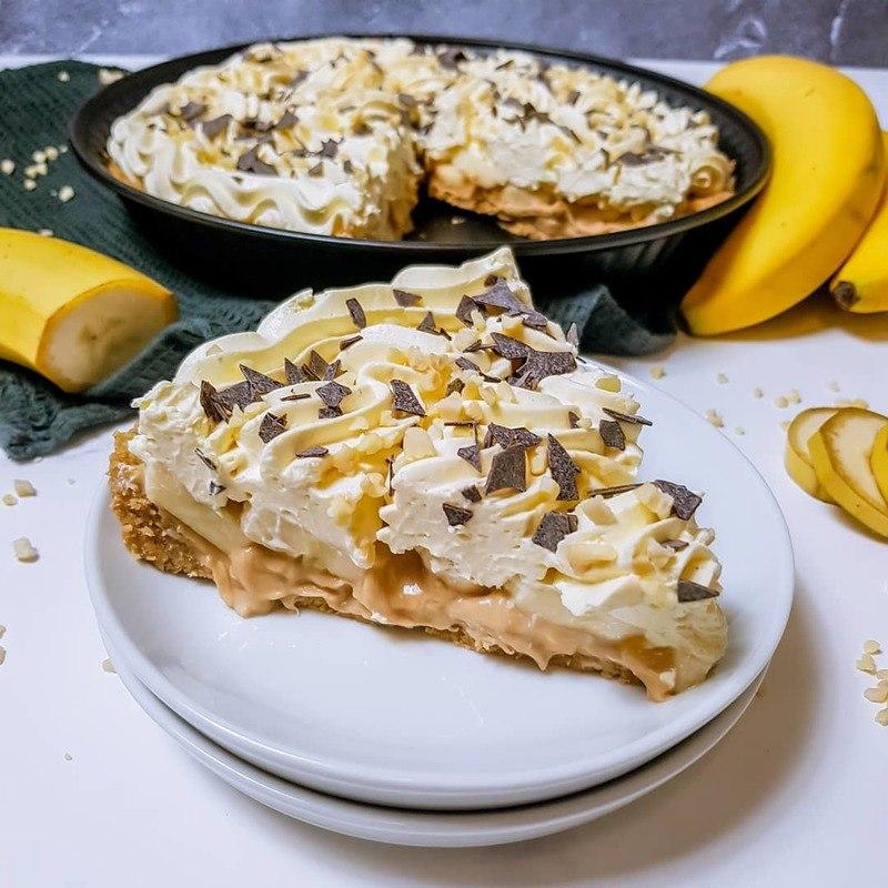 Rezept Banoffee Pie