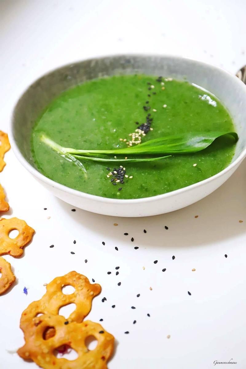Rezept Bärlauch-Fenchel-Suppe