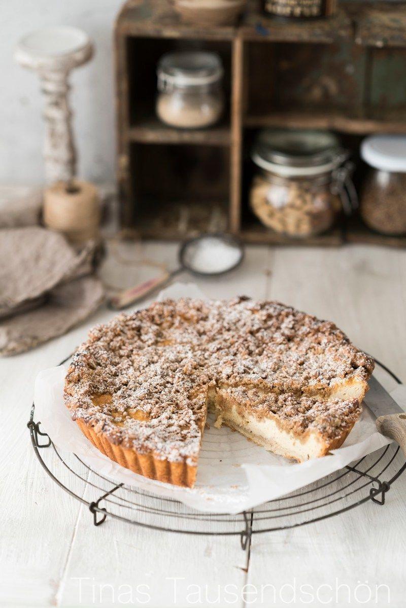 Rezept Bauern Rahmkuchen mit Streuseln