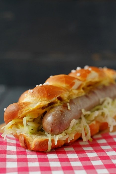 Rezept Bayrischer Hot Dog