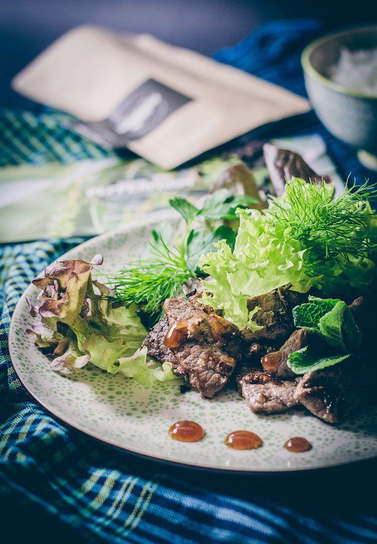 Rezept Beef Lok Lak