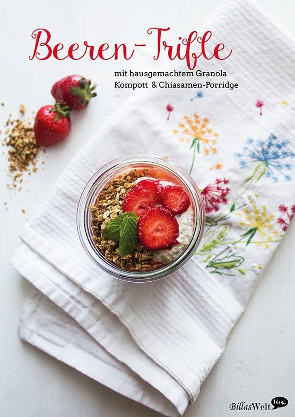 Rezept Beeren-Trifle