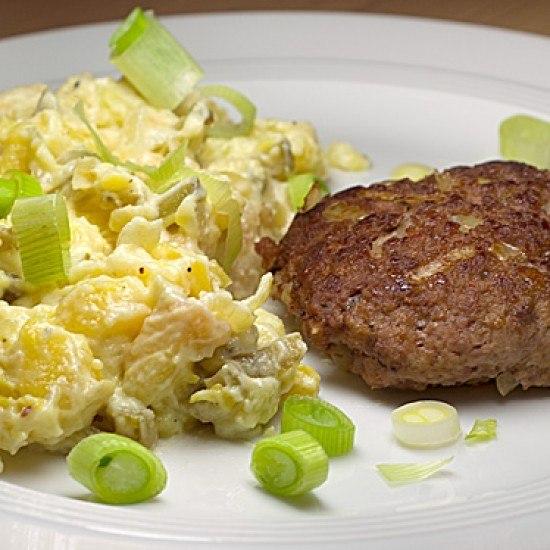 Rezept Berliner Kartoffelsalat inspiriert von Johannes King