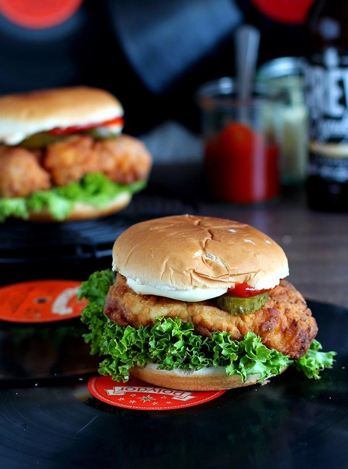 Rezept Bester Chickenburger