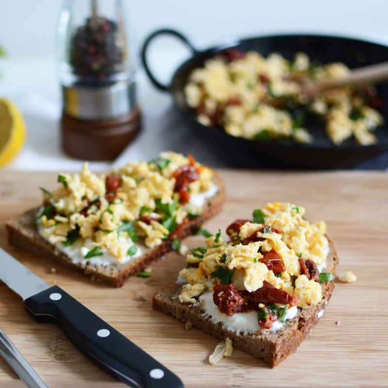 Rezept Bestes Eierspeis-Brot überhaupt