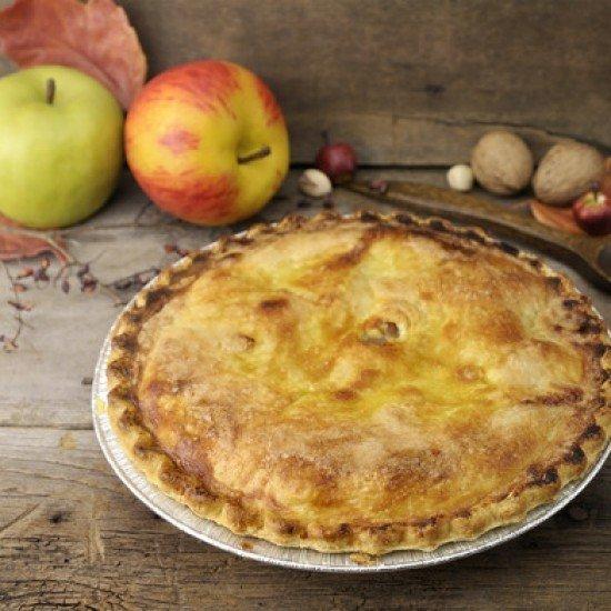 Rezept Bettys Apple Cream Pie