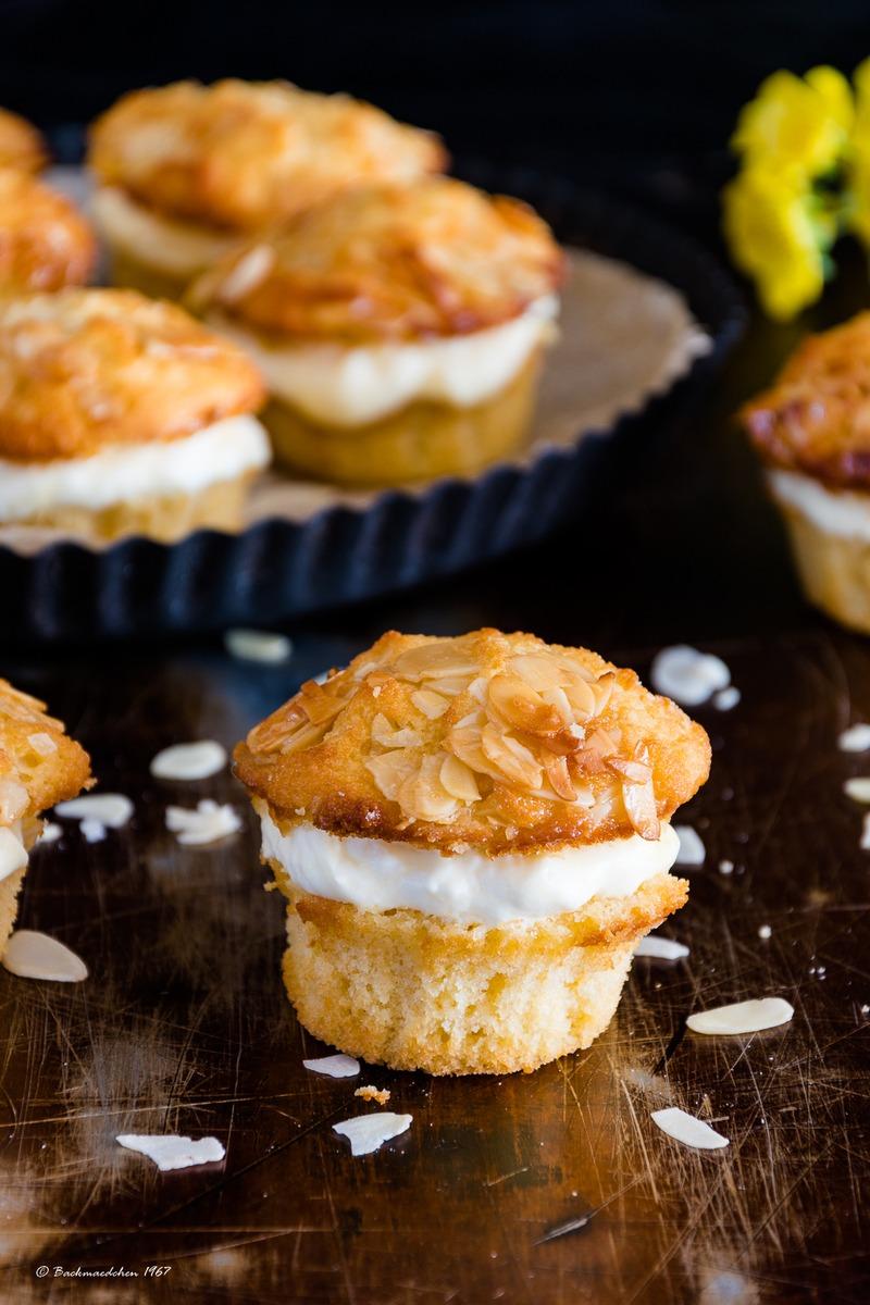 Rezept Bienenstich Muffins
