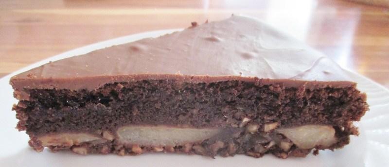 Rezept Birnen Kuchen