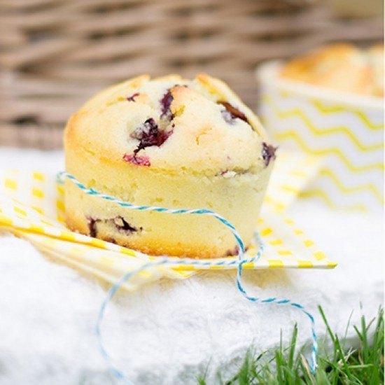 Rezept Blaubeer-Muffins