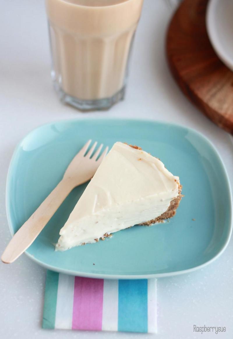 Rezept Blitzschneller No-Bake Cheesecake