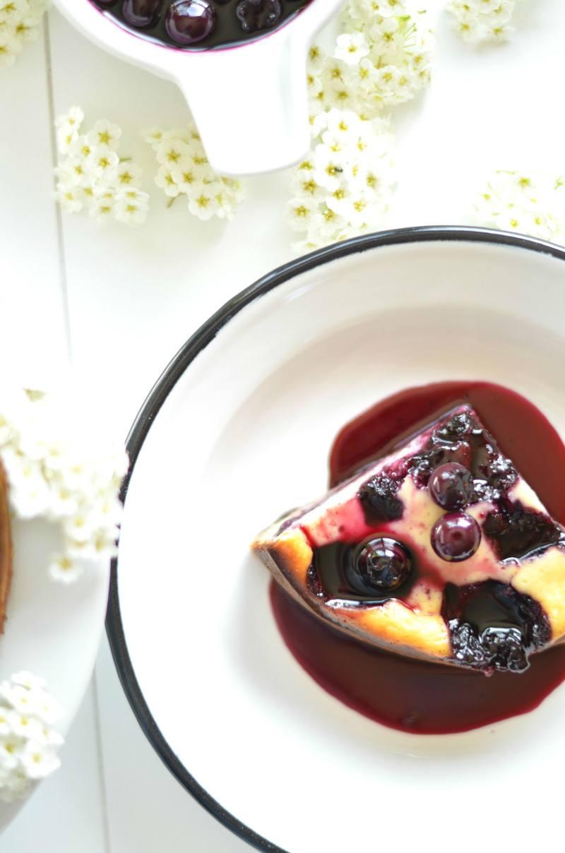 Rezept Blueberry Cheesecake