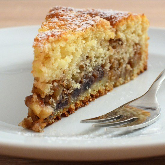 Rezept Blueberry Coffee Cake