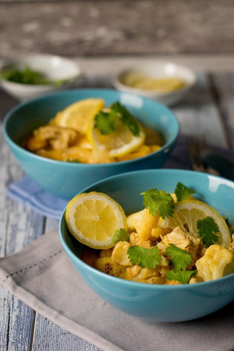 Rezept Blumenkohl Curry