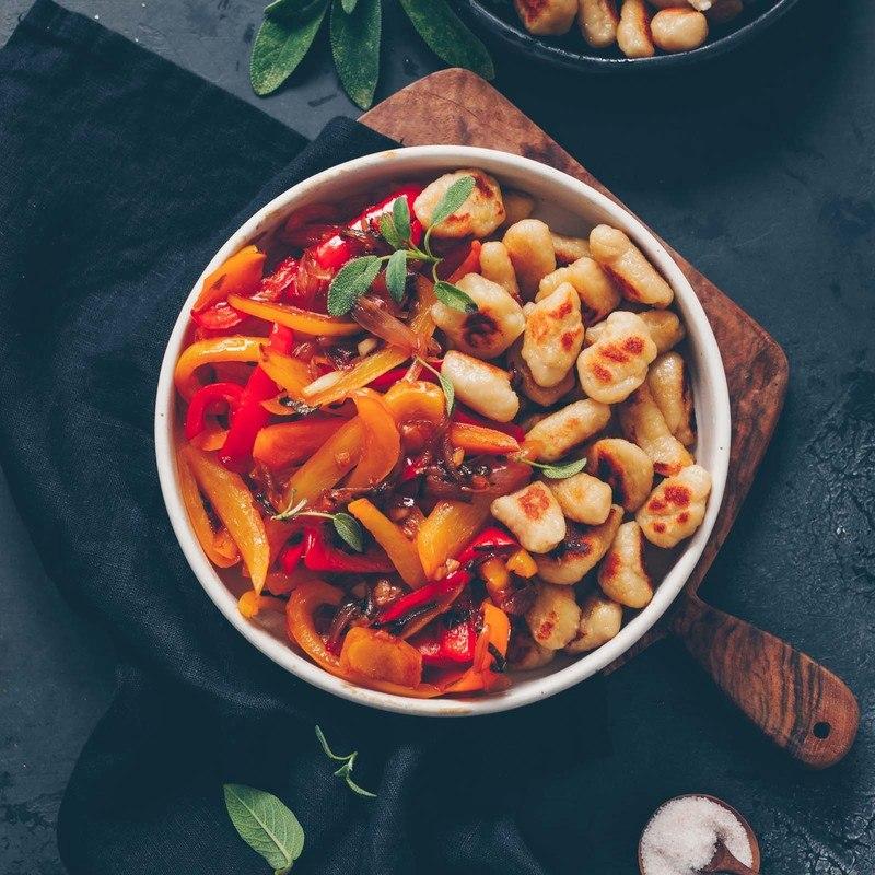 Rezept Blumenkohl-Pastinaken Gnocchi