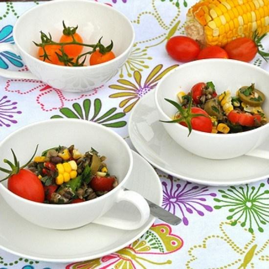 Rezept Bohnensprossen Tabbouleh