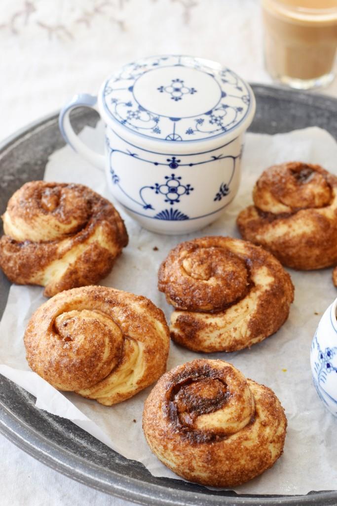 Rezept Bolus, die himmlisch leckeren Zimtschnecken aus Holland