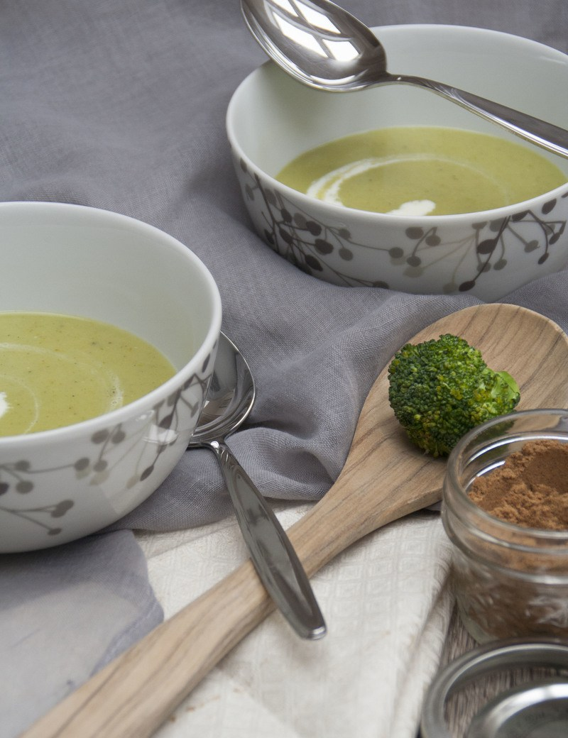 Rezept Brokkoli-Creme-Suppe