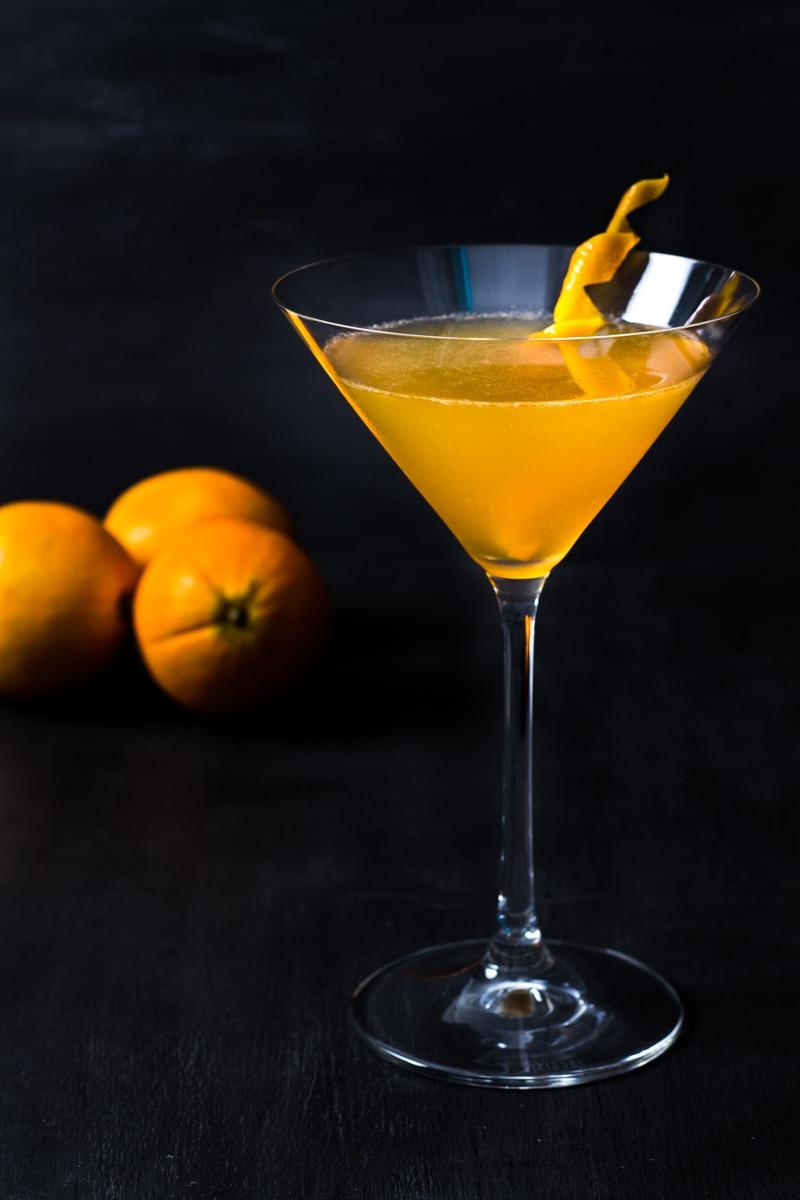 Rezept Bronx Cocktail