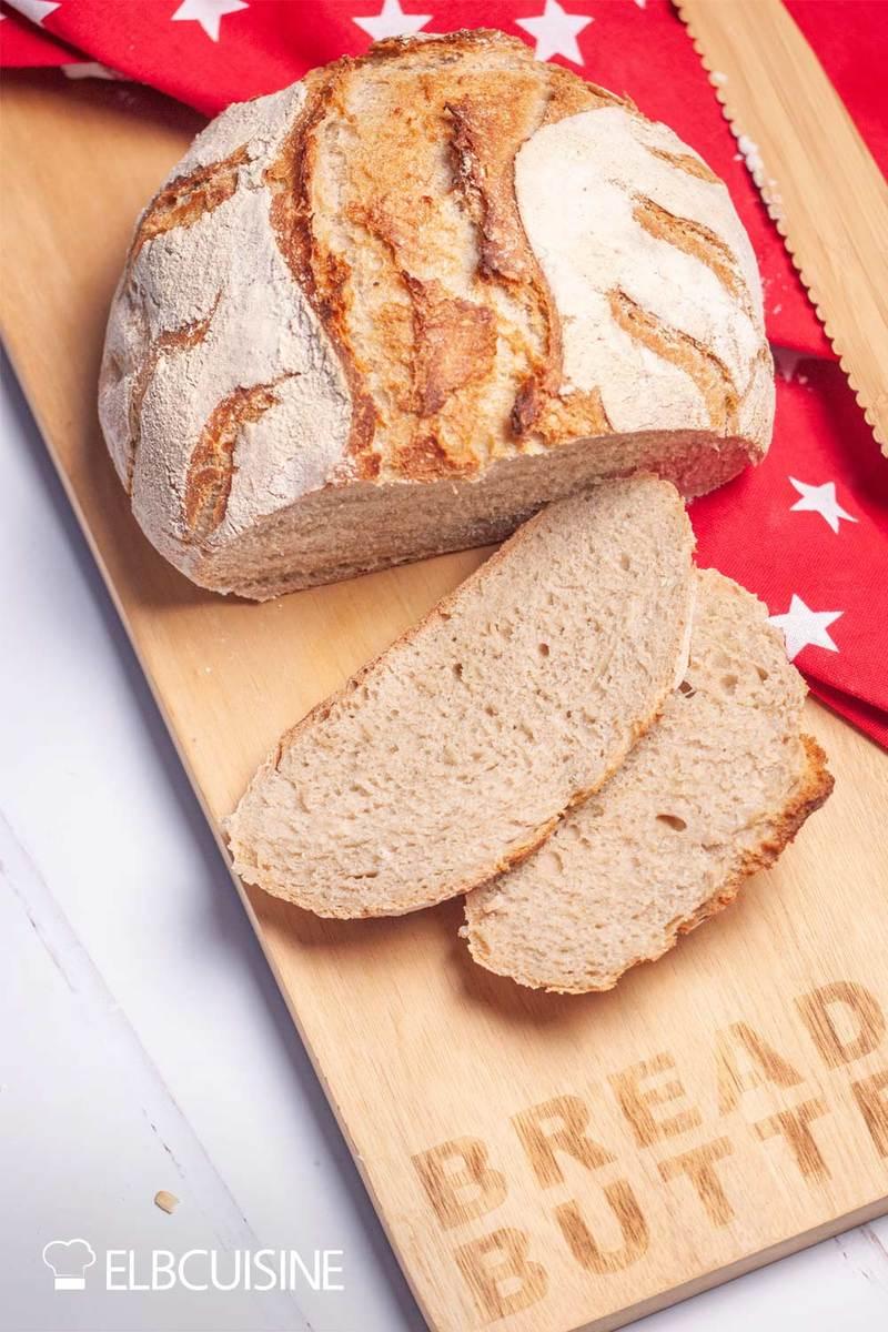 Rezept Brot backen: Friss-dich-dumm-Brot