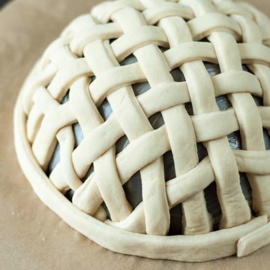 Rezept Brotkörbe aus Brotteig