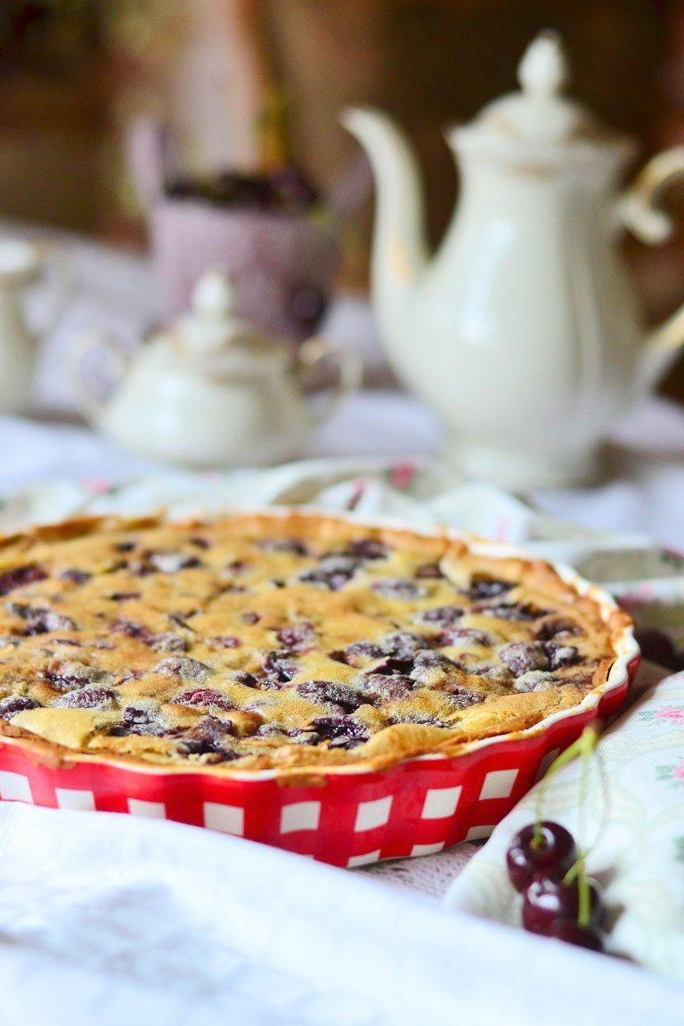 Rezept Browned Butter Tarte mit Kirschen
