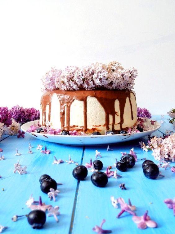Rezept Brownie-Blaubeer-Törtchen