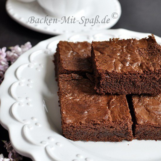 Rezept Brownies