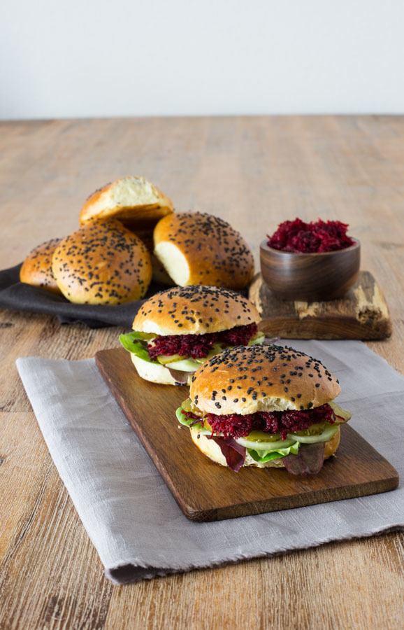 Rezept Burger | vegetarisch