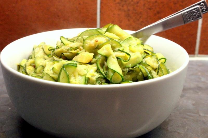 Rezept Butter Zucchini