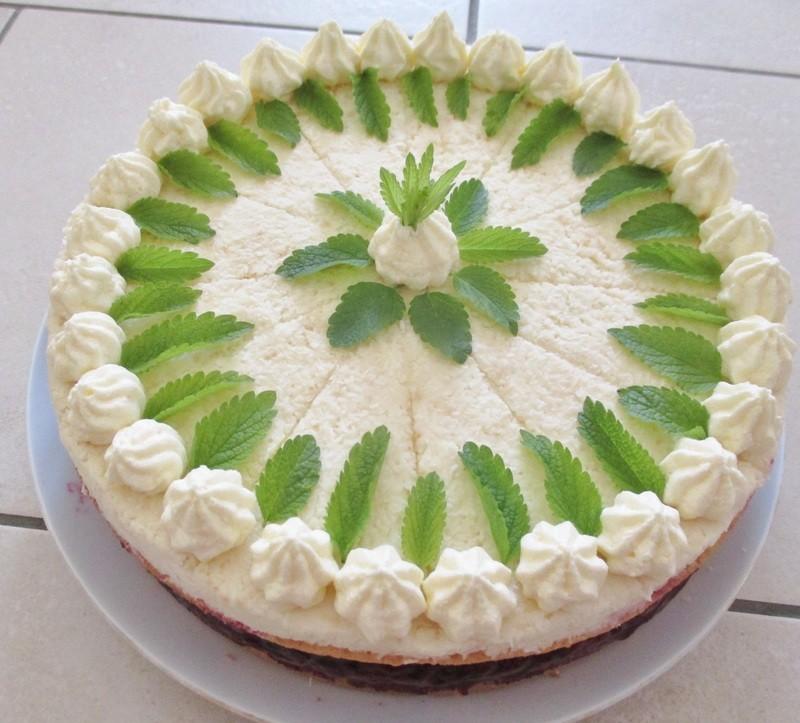 Rezept Buttercreme Kirsch Kokos Torte