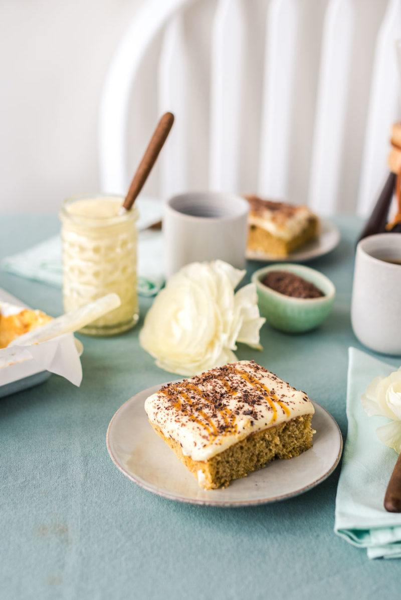 Rezept Buttermilch Bananen-Kuchen